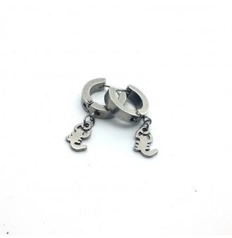 Çelik Küpe KP-144